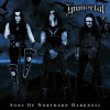 "Immortal  - Sons of Northern Darkness (12"" Double LP  2015 RE w/ Etching on side D)"