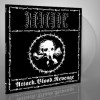 "Revenge - Attack.Blood.Revenge (12"" LP, Clear Vinyl (ltd 200))"
