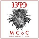 "1349 - Massive Cauldron Of Chaos (12"" LP Green Vinyl)"