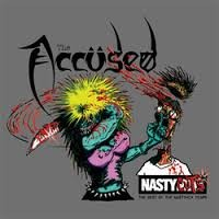 "Accüsed - Nasty Cuts (12"" LP)"