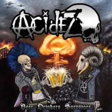"Acidez - Beer Drinkers Survivors (12"" LP)"
