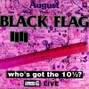 "Black Flag - Who's Got The 10½ (12"" LP)"