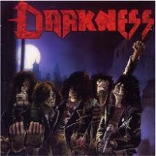 "Darkness - Death Squad (12"" LP See )"