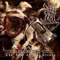"Dawn of Azazel - Law of the Strong (12"" LP)"