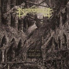 "Demonomancy - Throne of Demonic Proselytism (12"" LP)"