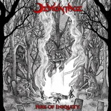 "Demontage - Fire of Iniquity (12"" LP)"