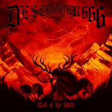 "Destroyer 666 - Call of the Wild (12"" LP)"