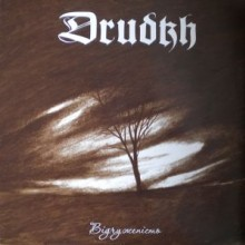 "Drudkh - Estrangement (12"" LP, White Vinyl (ltd 350))"