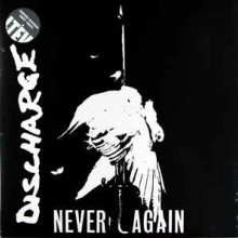"Discharge - Never Again (12"" LP)"