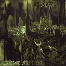 "Emperor - Anthems To The Welkin At Dusk (12"" Limited Edition, Reissue, Green Vinyl ""original pressin"