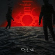 "Enslaved - In Times (12"" Double LP Color Vinyl Limited Re-issue, one side etched)"