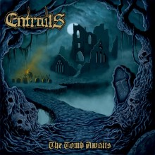 "Entrails - The Tomb Awaits (12"" LP Limited to 100 Blue & Black Color Vinyl.)"