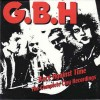 "G.B.H. - Race Against Time - The Complete Clay Recordings Vol. I (12"" Double LP  (Red Vinyl))"