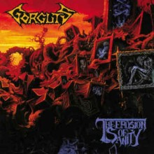 "Gorguts - Erosion of Sanity (12"" LP)"