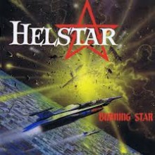 "Helstar - Burning Star (12"" LP)"