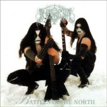 "Immortal - Battles In The North (12"" LP Limited Gatefold White 180G Vinyl)"