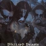 "Immortal  - Blizzard Beasts (12"" LP)"