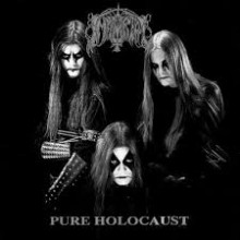 "Immortal  - Pure Holocaust (12"" LP)"