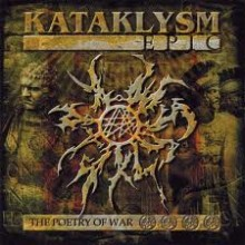 "Kataklysm - Epic (The Poetry Of War) (12"" Pic LP Ltd. to 250)"