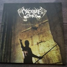 "Macabre Omen - Gods of War (12"" Double LP)"