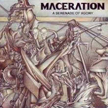 "Maceration - A Serenade of Agony (12"" LP)"