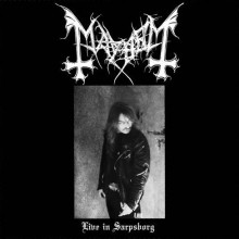 "Mayhem - Live In Sarpsborg (12"" LP)"