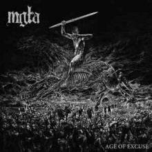 "MGLA - Age Of Excuse (12"" LP Includes a professionally printed, double-sided, 12x12"" lyrics insert,"