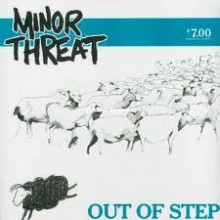"Minor Threat - Out Of Step (12"" LP)"