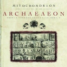 "Mitochondrion - Archaeaeon (12"" Double LP)"