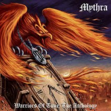 "Mythra - Warriors Of Time : The Anthology (12"" Double LP)"