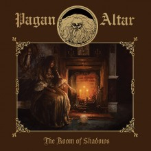 Pagan Altar - The Room of Shadows (Cassette)