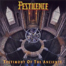 "Pestilence - Testimony of the Ancients (12"" LP)"