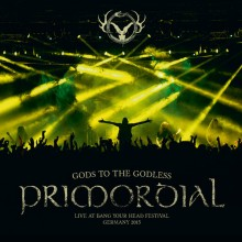 "Primordial - Gods To The Godless (12"" Double LP)"