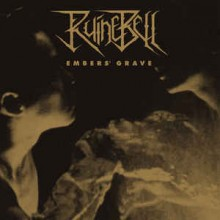 "Ruinebell - Embers' Grave (12"" 45rpm Mini LP)"