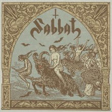 "Sabbat - Sabatical Possessitic Hammer (12"" LP)"