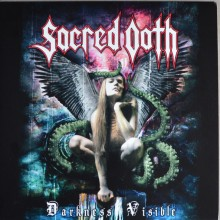 "Sacred Oath - Darkness Visible (12"" Double LP Ltd. to 500)"
