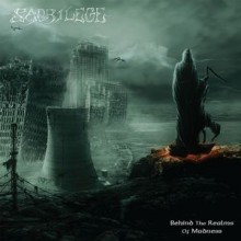 "Sacrilege - Behind The Realms Of Madness (12""  Double LP)"