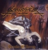 "Sarcofago - Decade of Decay (12"" Double LP)"