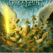 "Spaceeater - Aftershock (12"" LP)"