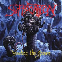 "Suffocation - Breeding The Spawn (12"" LP)"