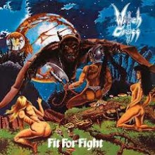 "Witch Cross - Fit For Fight (12"" LP)"