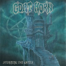 "Goat Horn - Storming The Gates (12"" LP)"
