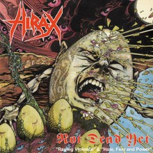 "Hirax - Not Dead Yet (12"" LP)"