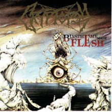 "Cryptopsy - Blasphemy Made Flesh (12"" LP)"