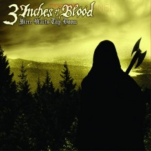 "3 Inches of Blood  - Here Waits Thy Doom (12"" LP)"