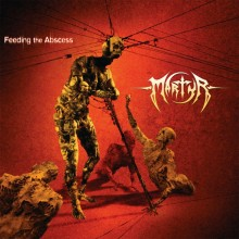 "Martyr - Feeding The Abscess (12"" LP)"