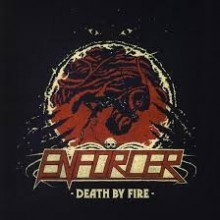 "Enforcer - Death By Fire (12"" LP)"