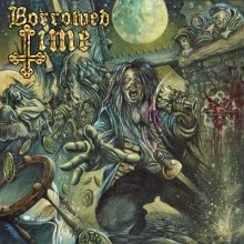 "Borrowed Time - S/T (12"" LP)"