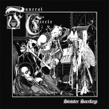 "Funeral Circle - Sinister Sacrilege (12"" LP)"
