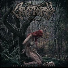 "Cryptopsy - The Book Of Suffering: Tome I (12"" LP 45rpm Heavy Stock High Gloss LP Jacket, Limited to"